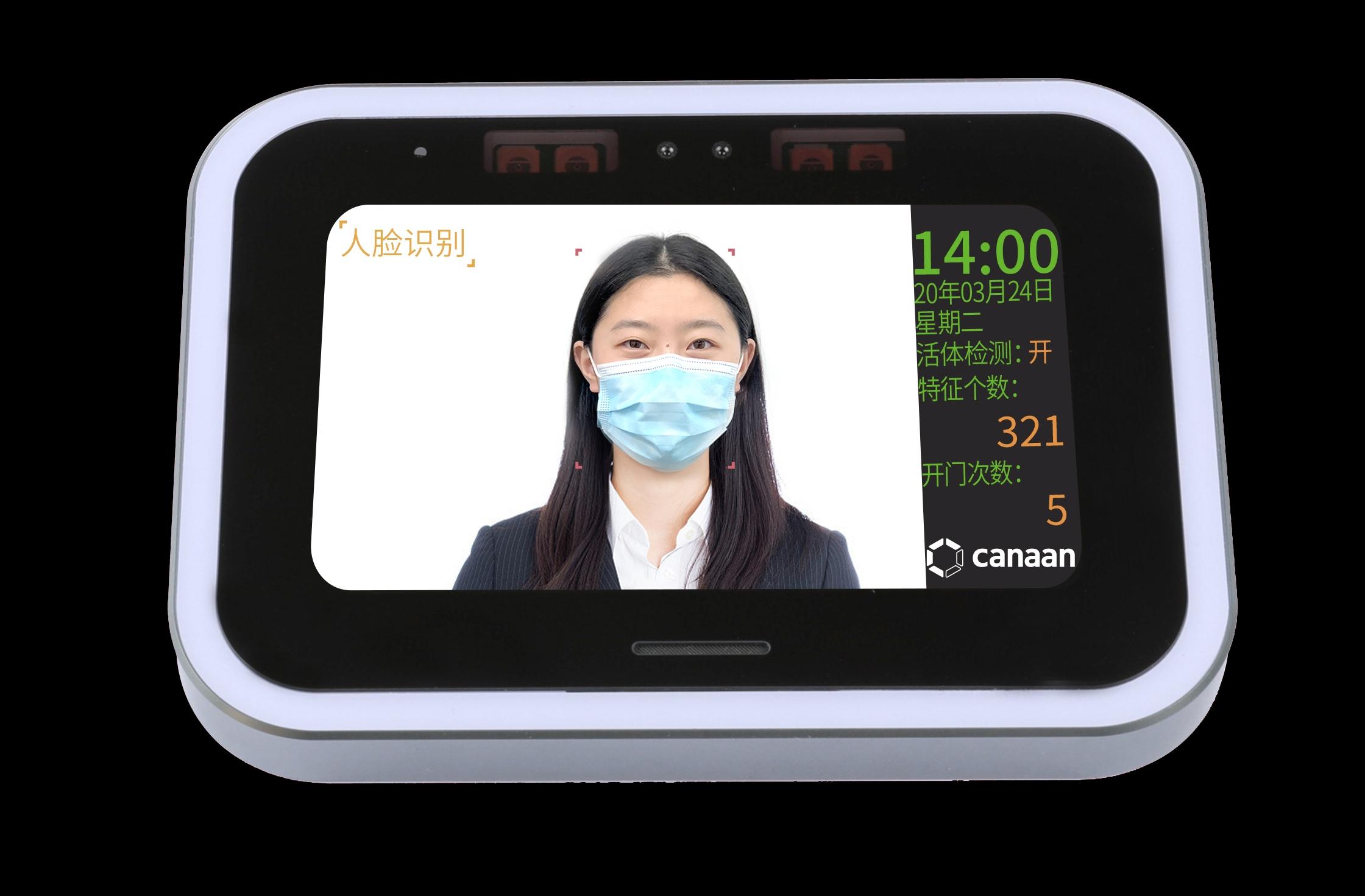 Canaan AI Access Control