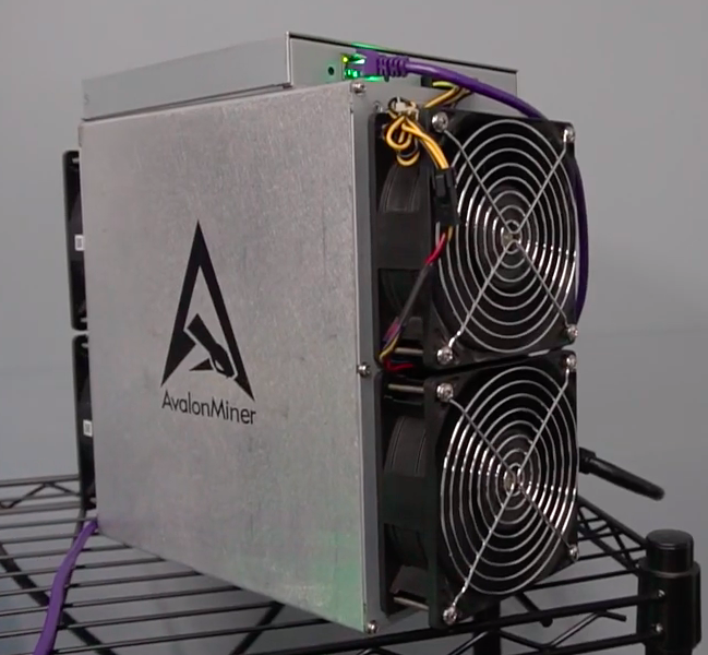 Crypto Influencer VoskCoin, With Over 195k YouTube Subscribers, Reviews Canaan's Next-Generation A1246 AvalonMiner
